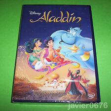 ALADDIN CLASICO DISNEY NUMERO 31 - DVD NUEVO Y PRECINTADO
