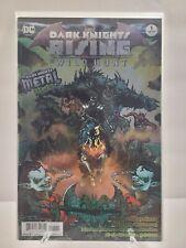 Dark Nights Rising: The Wild Hunt #1 1st Print Foil Stamped DC