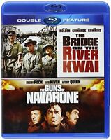 The Bridge on the River Kwai and the Guns of Navarone [Blu-ray] NEW!