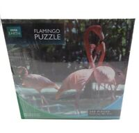 BBC Earth - Flamingo Jigsaw Puzzle 500 Pieces-  Brand New & Sealed
