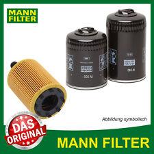 Original MANN Ölfilter W 712/75 für Opel Astra & Corsa, Chevrolet, Daewoo uvm.