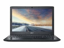 "Acer TravelMate P259-G2 15.6"" Laptop i5 7200U 4 GB RAM 500 GB HDD DVD"