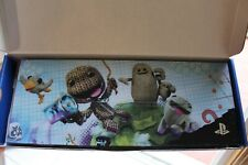 Sony Playstation 4 LittleBigPlanet 3 LIMITED EDITION Faceplate BRAND NEW, SEALED