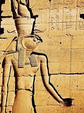 ART PRINT POSTER PHOTO CULTURE ICON ANCIENT EGYPT CARVING HORUS LFMP1177