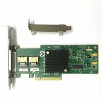 Genuine LSI 6Gbps SAS HBA LSI 9200-8i = (9211-8I) IT Mode ZFS FreeNAS unRAID