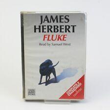 FLUKE by James Herbert Audio Book. 6 Cassettes - Unabridged.