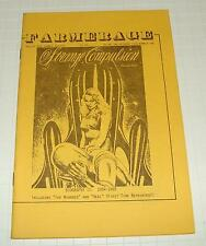 OCT 1978 FARMERAGE VOL 1 #2 - PHILIP JOSE FARMER SOCIETY FANZINE - BIOGRAPHY II