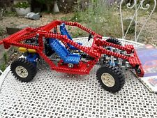 LEGO TECHNIC 8865 VOITURE TEST CAR