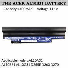 Laptop Battery Acer AL10B31 49Wh for Acer Aspire one D255 D260 D257 AL10A31