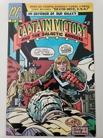 """CAPTAIN VICTORY & THE GALACTIC RANGERS #2 (1982) PC COMICS by JACK """"KING"""" KIRBY"""