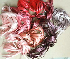 Narrow Ribbon - Choose your colours from Muted Pinks
