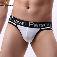 New Men's Cotton Underwear Briefs High Quality Briefs Male Underpants Pantie