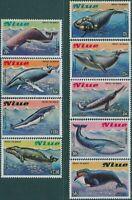 Niue 1983 SG487-495 Whales set MNH