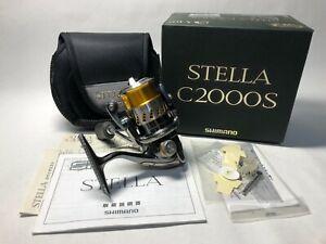 SHIMANO '07 STELLA C2000S Spinning Reel **R4966
