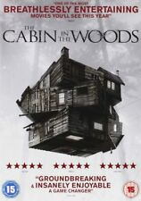 The Cabin In The Woods (DVD, 2012) Featuring Chris Hemsworth NEW & SEALED!