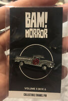 Bam Horror Box Saw: Spiral Collectible Enamel Pin Limited To 99 pin 80/99
