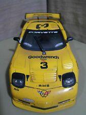 Corvette Racing # 3 Dale Earnhardt 1:18 Die Cast Yellow ACTION MIB
