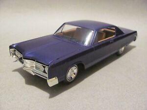 Unusual Johan 1967 Chrysler 300 Hardtop Built Kit - Plum Crazy Purple, Excellent