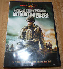 DVD Movie Nicolas Cage Windtalkers - La Voix des Vents