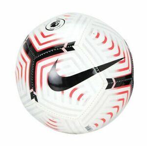Nike Premier League EPL Skills Soccer Mini Ball White Size 1 Football