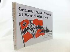 GERMAN NAVAL VESSELS OF WORLD WAR TWO.