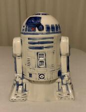 Vintage 1977 Star Wars R2D2 Ceramic Bank With Stopper