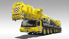 WSI Steil Liebherr LTM 1500-8.1 All Terrain Mobile Crane Diecast 1/50 MIB