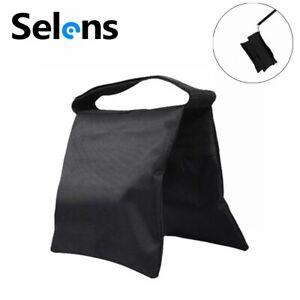 Sand Bag Sandbag Weight Bag Balance for Studio Video Light Stand Tripod w/ Hook