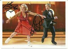 Dancing on Ice Torvill & Dean Autograph Photo PRINT 7 x 5 Ice Skating