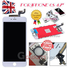 "For IPhone 6S 4.7"" Display Touch Screen Digitizer LCD Replacement Assembly White"