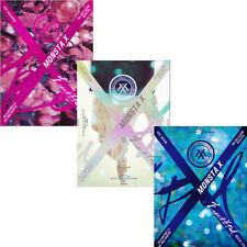 MONSTA X [BEAUTIFUL] 1st Album 3 Ver SET +POSTER+Post Photo+Lyrics+Card+Sticker