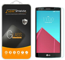 Supershieldz Ballistic [Tempered Glass] Screen Protector Saver For LG G4