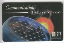 AMERIQUE  TELECARTE / PHONECARD .. USA 5$ LIBERTY ESPACE COM MAGNETIC 96 +N°