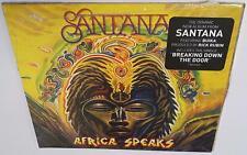 Santana Africa Speaks (2019 Release) Brand New Sealed U.S. Import Cd