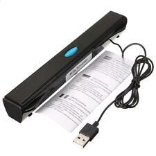 Portable USB Multimedia Stereo Speakers System For PC Desktop Laptop Computer BT