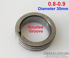Wire Feed Roller Knurled Groove 0.8-0.9 Diameter 30mm MIG MAG Welding Machine
