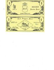 Allied Military Training Money -  Germany - 5DM