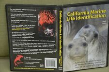California Marine Life Identification Dvd- great for divers!