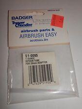 Badger Air-Brush 1 Ounce Siphon Tube for 20mm Adaptor #51-0095 NIP