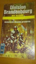 Division Brandenbourg - Will Berthold - PRESSES POCKET (1964)