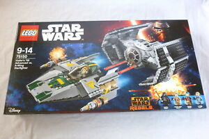 LEGO Star Wars 75150 Vader's TIE vs A-Wing - MISB New/Sealed Retired