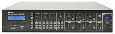 Adastra Rm306 6-zone 100v Line Mixer Amplifier With Bluetooth