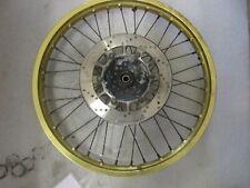 2. Yamaha XT 600 Z 1VJ Felge vorne Vorderrad 1,60 x 21 Zoll Wheel DOT 222