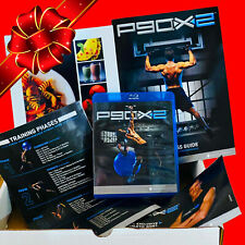 Beachbody P90X2 Blu-Ray Extreme Home Fitness Workout Set Tony Horton Base Kit!