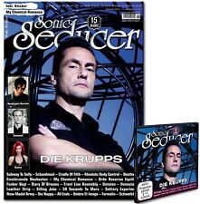 SONIC SEDUCER 11/10 + ABSOLUTE BODY CONTROL Sorrow EP CD