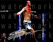 Stefan Struve signed UFC MMA 8X10 poster picture autograph RP