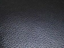 Black Faux Leather Leatherette Material Upholstery Dress Fabric Cushion