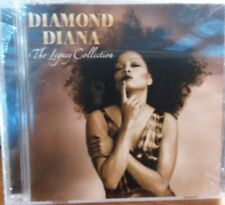 Diamond Diana The Legacy Collection Limited Edition CD (2-discs) 2018 Diana Ross