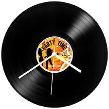 IGGI Retro Record Clock - Party Time