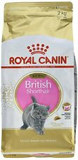 Royal Canin Kitten Food - British Shorthair Complete Food 2Kg